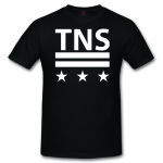 TNS STARS & STRIPES BLACK