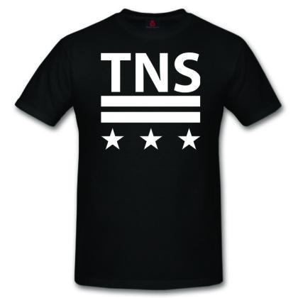 TNS STARS & STRIPES BLACK
