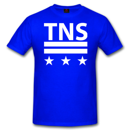 TNS STARS & STRIPES BLUE