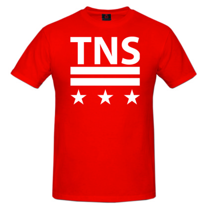 TNS STARS & STRIPES RED