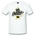 TNS WE OUTCHEA GOLD WHITE T-SHIRT