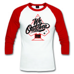 TNS WE OUTCHEA RED RAGLAN