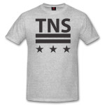 TNS STARS & STRIPES GREY