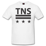 TNS STARS & STRIPES WHITE